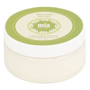Picture of Citrus Serenity Body Butter - 8 oz